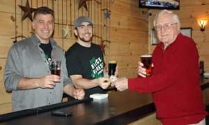 Bob, Reese & Tom Harter
