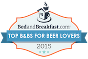 BedandBreakfast.com Top Bed and Breakfast for beer lovers